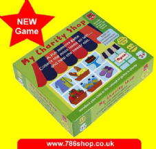 Islamic My Charity Shop Game ( Brand new ) Box Age: 3+ Best Selling